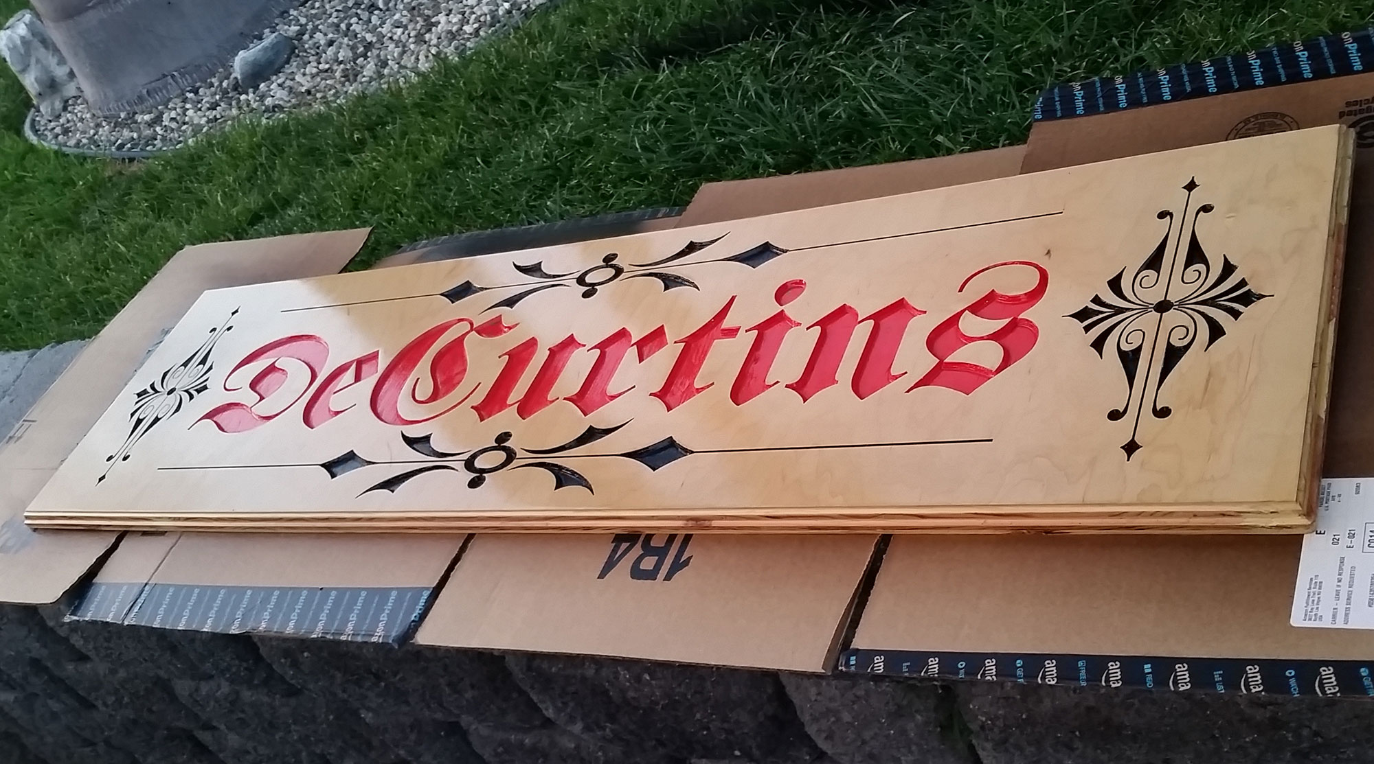 Decurtins Sign