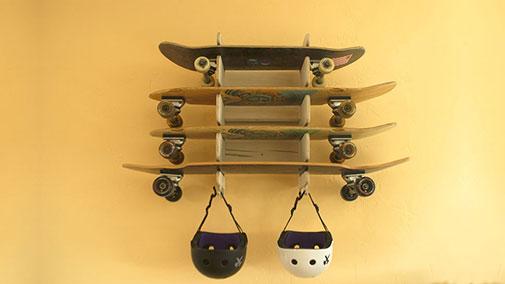 Soto Board Rack
