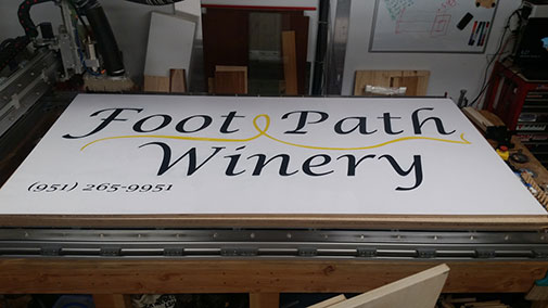 Foot Path Winery