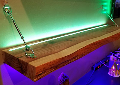 LED Shelf