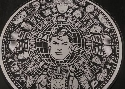 DC Azteca Calendar