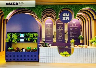Cuia Acia Restaurant Build Out